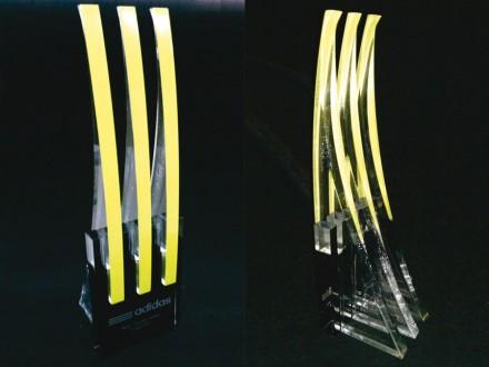 Diseño producto promocional - Trofeo