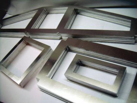 Piezas alto impacto, nylon, acrilico, aluminio - Mecanizado, plegado, cilindrado, anodizado