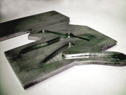 Mecanizado CNC aluminio 10mm