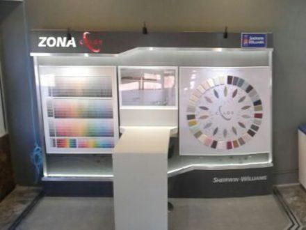 Equipamiento para Retail - Mostrador - Exhibidor