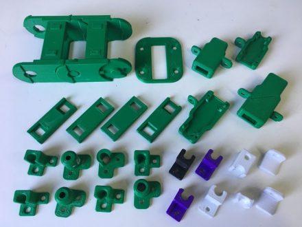 Prototipeado en impresion 3D