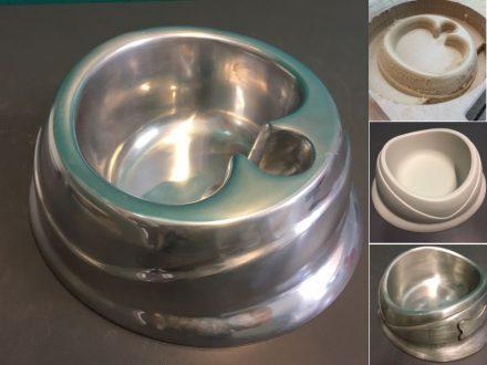 Matriz fundicion aluminio para termoformado